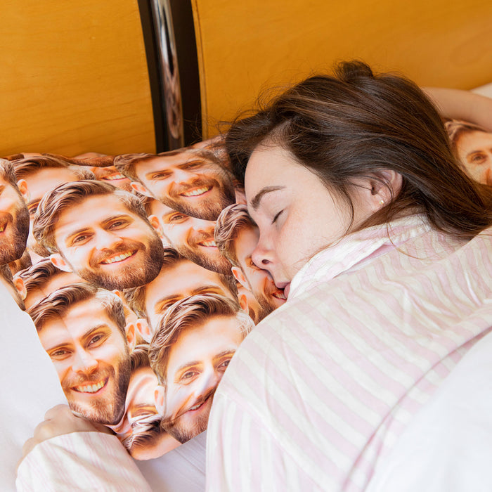 Face Mash Pillow Case