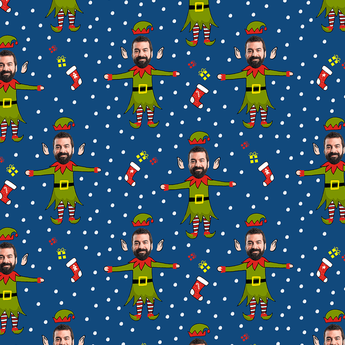 Elf Me Wrapping Paper