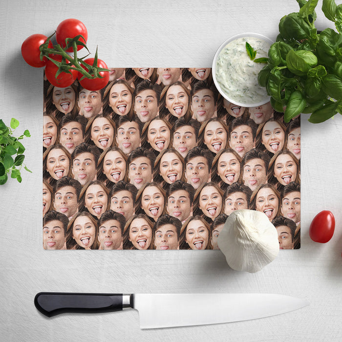 Face Chopping Board