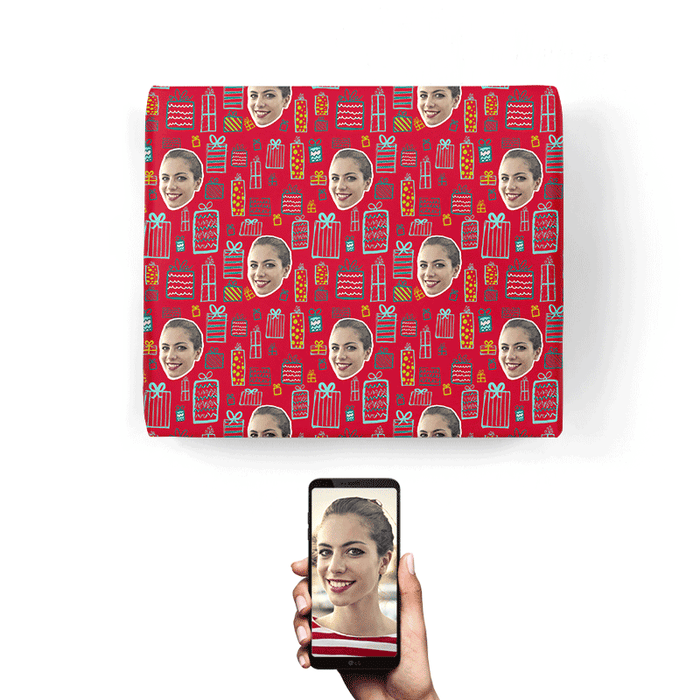 Christmas Present Wrapping Paper