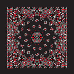 "Got Bandana Square 22"" Made in the USA  Cotton Bandana"