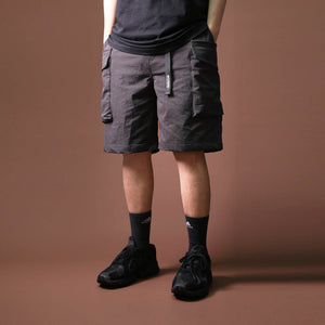 S018 8 Pockets Functional Shorts