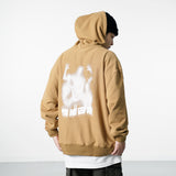 HD071 Emotion Imprison Hoodie (Sand)
