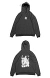 HD071 Emotion Imprison Hoodie (Dark Grey)