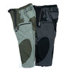 OSLP065 Ergonomic Panelled Pants (Black)