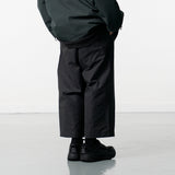LP076 Heavy Twill 80% Pants (Black)