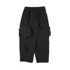 LP081 Multi Pocket Pants (Black)