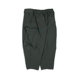 LP084 Rectangular Zippered Orb Pants (Green)