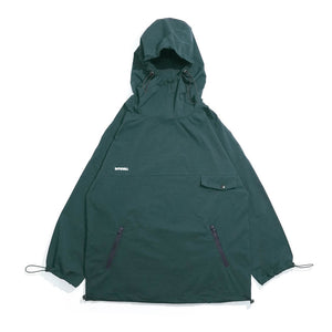 PO-012 Pullover Windbreaker (Green)