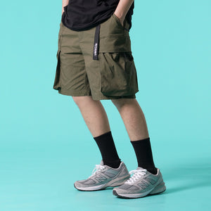 S036 Large-Pocket Shorts