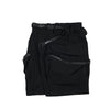Drop1 / 01 S041 Multi Pocket Shorts (Black)