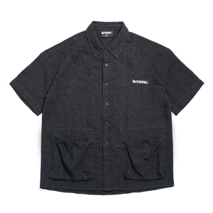 ST032 Stone-Shirt (Black)