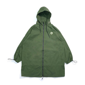 WB011 Waterproof L-Jacket (Green)