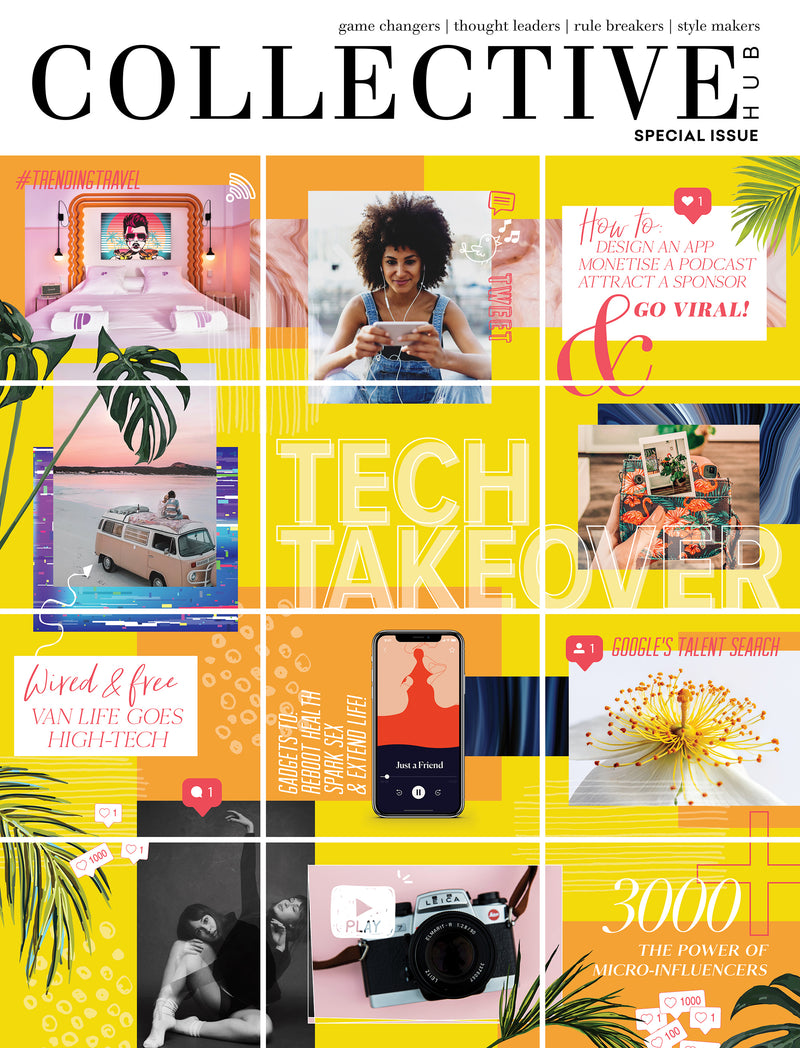 Collective Hub Issue 54 - Tech Issue