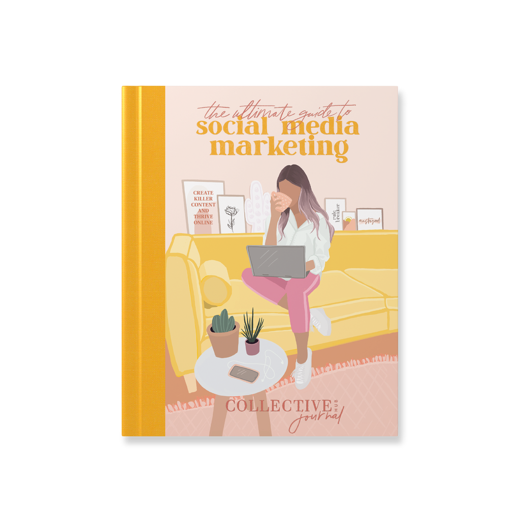 The Ultimate Social Media Marketing Journal