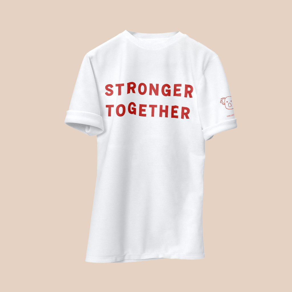 Stronger Together Women's Organic Tee