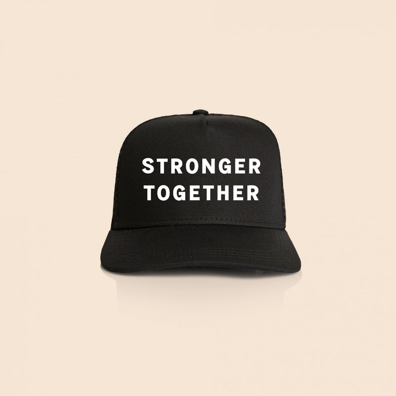 Stronger Together Trucker Cap