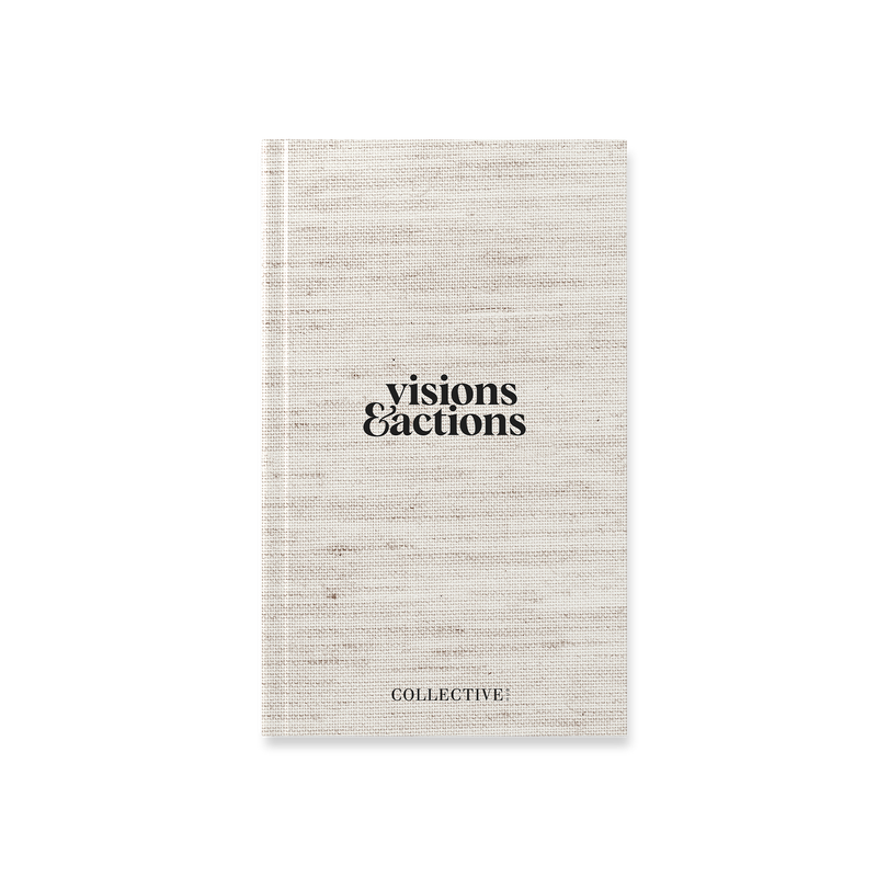 Visions & Actions Journal
