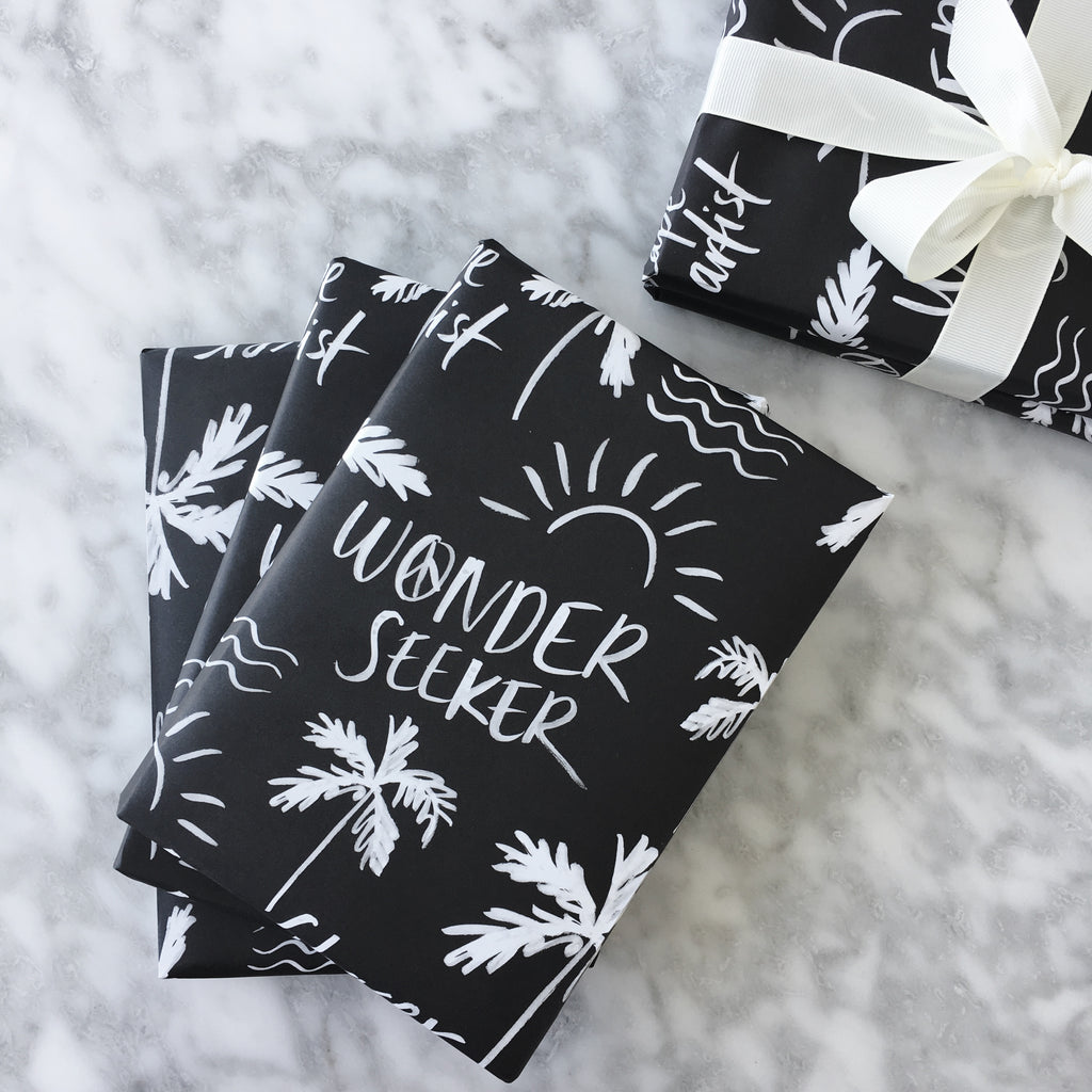 Collective Hub Wrapping Paper