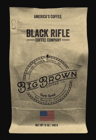 Black Rifle Coffee Company - Big Brown Dark Roast
