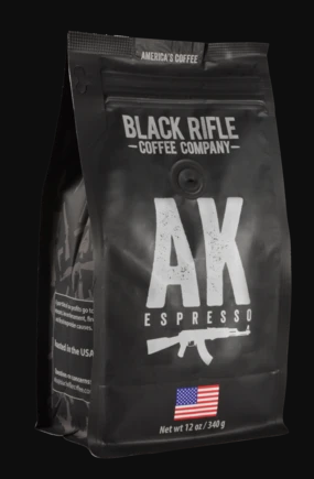 Black Rifle Coffee Company - AK 47 Espresso Blend