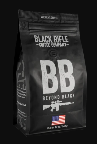 Black Rifle Coffee Company - Beyond Black