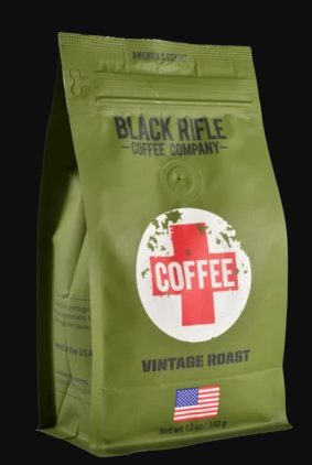 Black Rifle Coffee Company - Coffee Saves Roast
