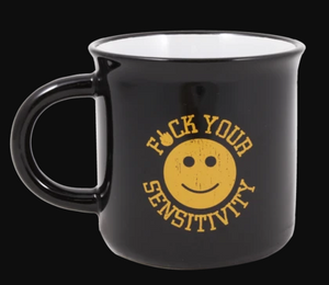 Black Rifle Coffee Company - F*ck Your Sensitivity Ceramic Mug
