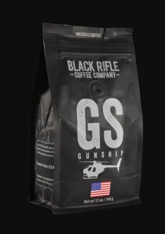 Black Rifle Coffee Company - Gunship Coffee Roast