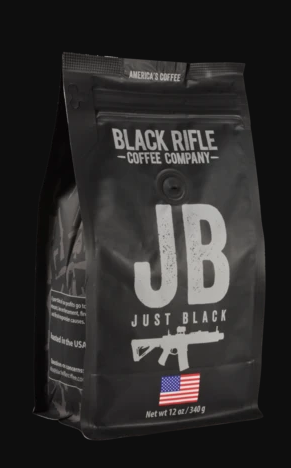 Black Rifle Coffee Company - Just Black
