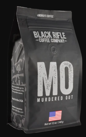 Black Rifle Coffee Company - Murdered Out