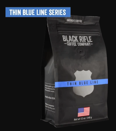 Black Rifle Coffee Company - Thin Blue Line Coffee Roast