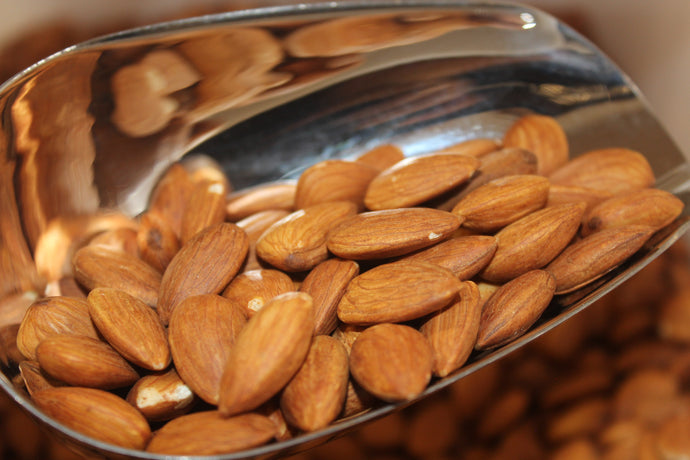 Almond, Whole Natural