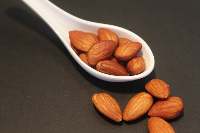 Almond, Roasted Unsalted