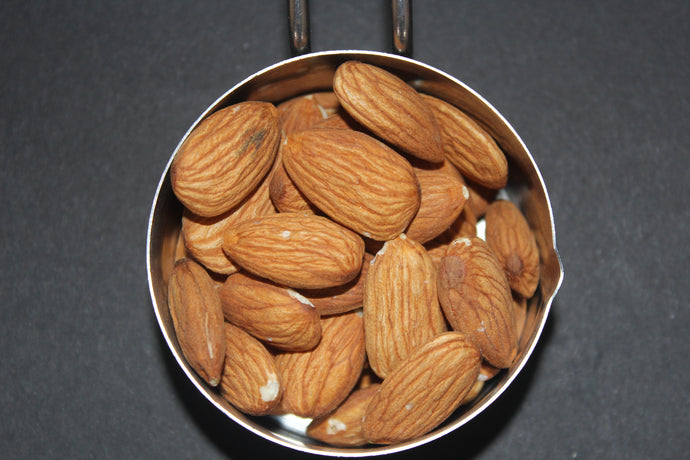 Almonds, Organic Whole