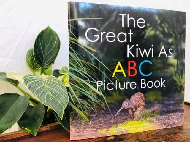 Great Kiwi As ABC Picture Book