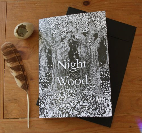 Night Wood - Nature Zine/Booklet