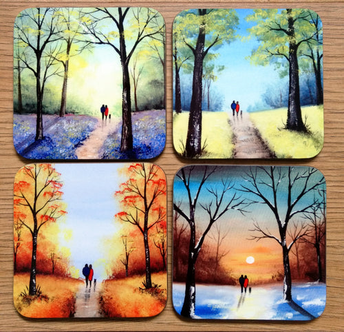 4 Seasons Coasters