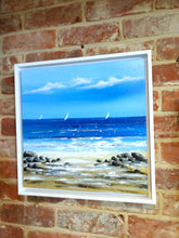 Load image into Gallery viewer, Seascape Canvas