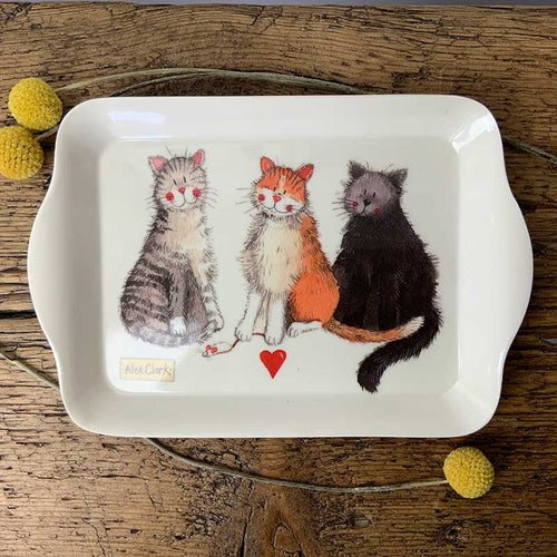 Small Cat Tray