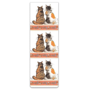 Tortoiseshells Cats Magnetic Bookmark