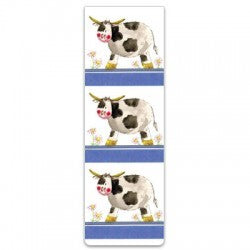 Dairy Cows Magnetic Bookmark