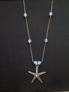 starfish necklace....