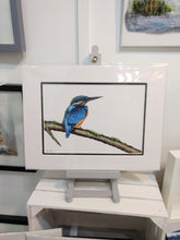 Load image into Gallery viewer, Kingfisher Limited Edition Giclee Print