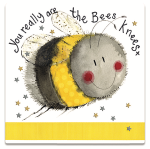 Bees Knees Greeting Card
