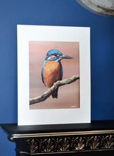Load image into Gallery viewer, Kingfisher Limited Edition Print