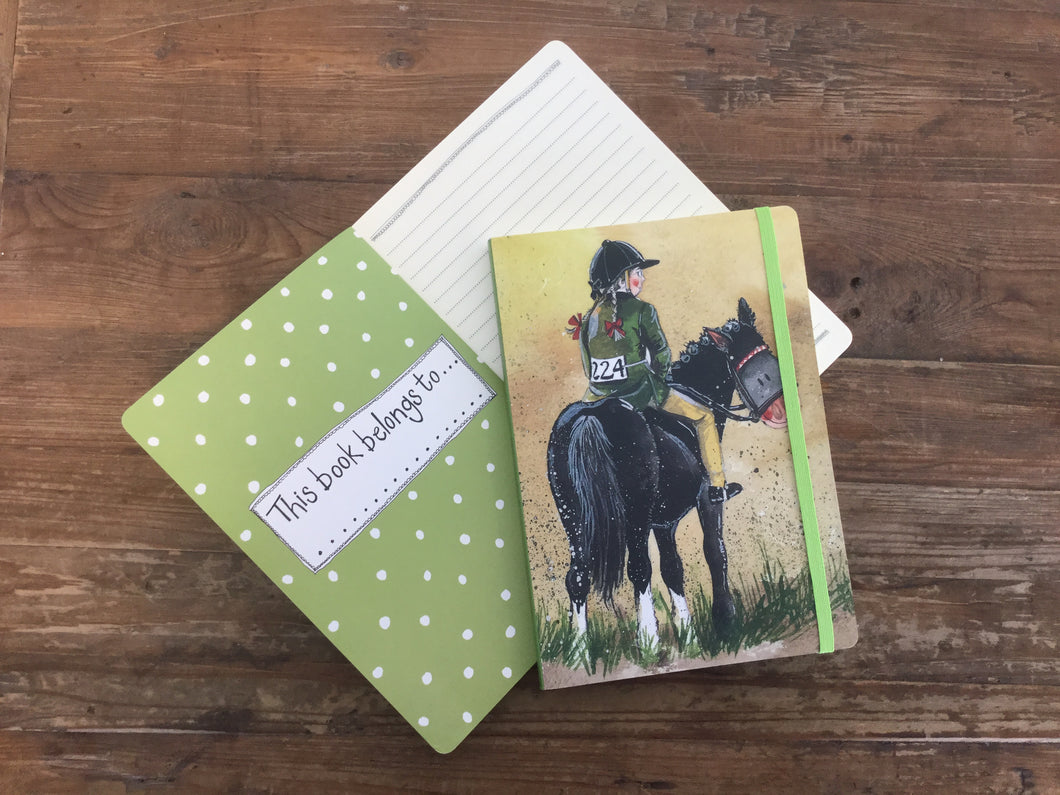Horse Large Chunky Notebook