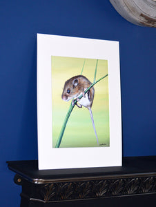 Mouse Limited Edition Print