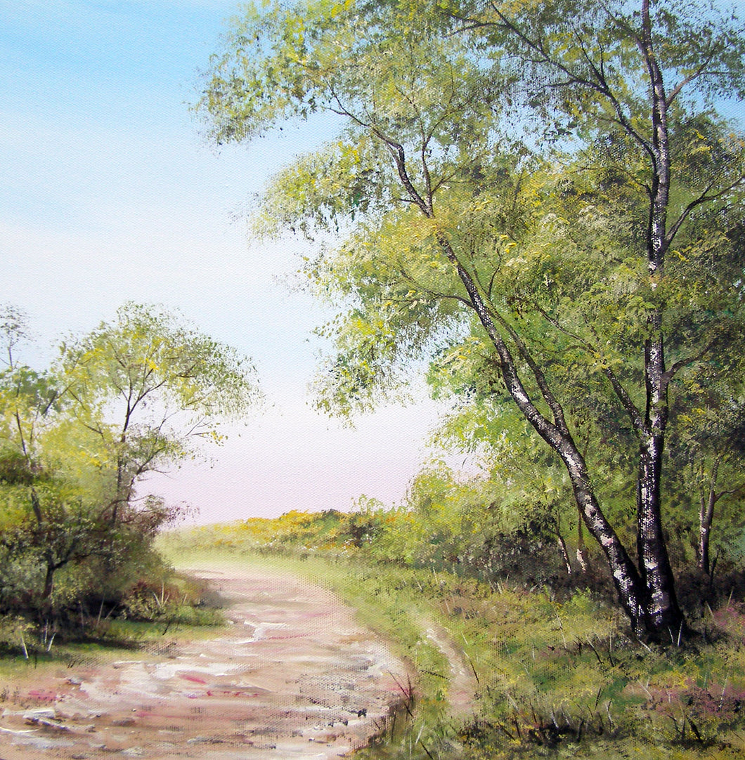 New Forest Path SOLD