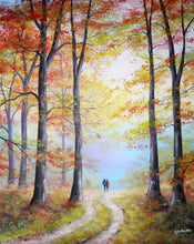 Load image into Gallery viewer, Autumn Forest Walk